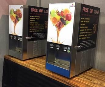 Janes Beverages Foodservice