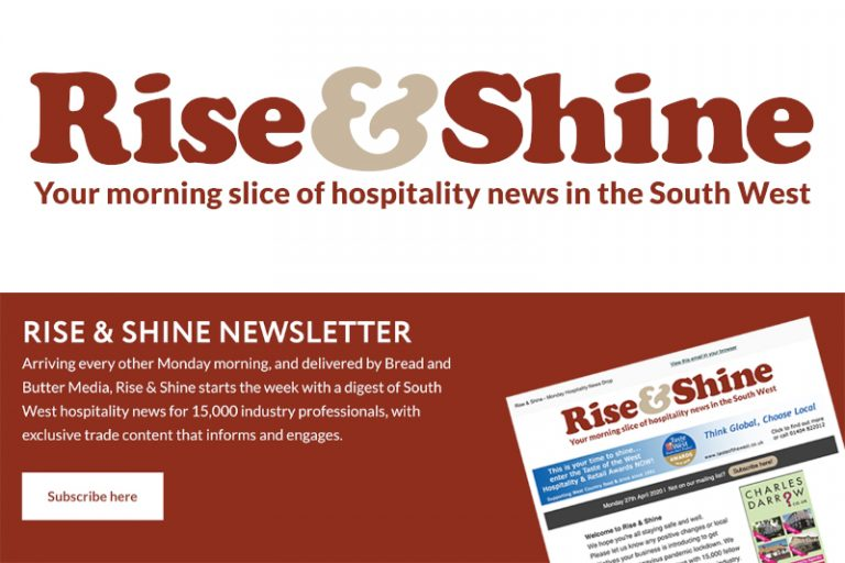 Discover the new Rise & Shine